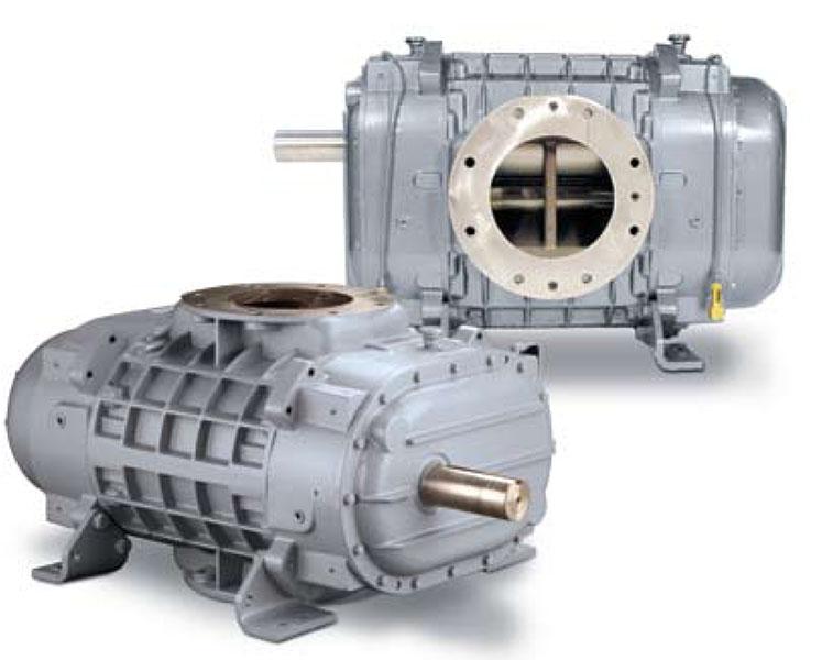 Vacuum Blowers Industrial Process : Item duroflow industrial series model