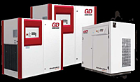 GD EnviroAire - Oil Free Variable Speed - Rotary Screw Compressors