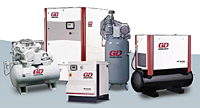 Paradigm - Low Noise Reciprocating Air Compressors
