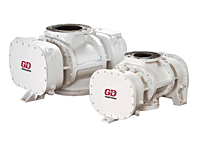 CycloBlower® Industrial Series Positive Displacement Blowers with Vacuum Pump