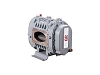 DuroFlow® Industrial 45 Series Model 4509 Positive Displacement Blower with Vacuum Pump - 3