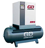 ESM 6 Series Screw Compressors