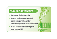 """Green"" Advantage for ESM 30-132 Fixed Speed and VS 30-132 Variable Speed Screw Air Compressors"