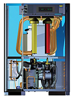 HES Series Energy Saving Refrigerated Compressed Air Dryers - 4