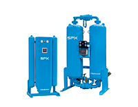 HHS, HHL, and HHE Series Heatless Desiccant Air Dryers