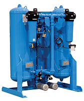 HHS, HHL, and HHE Series Heatless Desiccant Air Dryers - 2