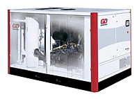 VST Series™ Two-Stage Variable Speed Rotary Screw Air Compressors - 4
