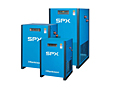 HES Series Energy Saving Refrigerated Compressed Air Dryers