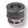Cast-Iron Cylinders for PureAir Oil-Less Air Compressors
