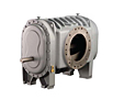 4500 Series Positive Displacement Blowers with Vacuum Pump