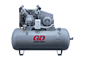 R and PL Series Lubricated Air Compressors and Bare Pumps